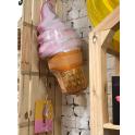 [써니라이프] 파티 헬륨 풍선 (아이스크림)