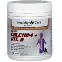 [헬씨케어] 울트라 칼슘 + 비타민 D 150정