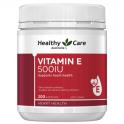 [헬씨케어] 비타민 E 500IU 200캡슐