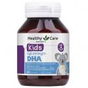 [헬씨케어] 키즈 고함량 오메가 DHA 60캡슐