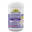 [네이쳐스웨이] 키즈 칼슘 + 비타민 D3  50캡슐 (50일분)