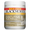 [블랙모어스] 이그젝티브 B 스트레스 포뮬라 (벌크팩) 250정 (4개월분)