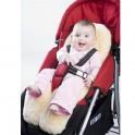 [코지] 호주 아기 유모차 양모 라이너 (깔개)
