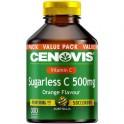 [세노비스] 무설탕 비타민 C 500mg 300정