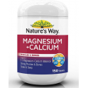 [네이쳐스웨이] 마그네슘 플러스 칼슘 150정